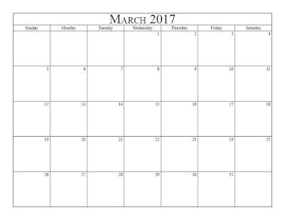 march 2017 calendar, march calendar 2017, march 2017 printable calendar, march 2017 calendar printable, march 2017 calendar with holidays