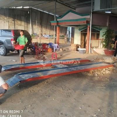 Lắp đặt cầu nâng 1 trụ rửa xe - Lựa chọn loại cầu nâng rửa xe thích hợp cho tiệm
