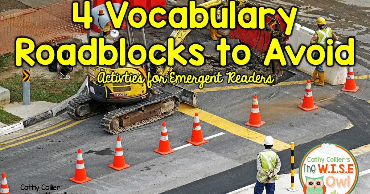 4 Vocabulary Roadblocks To Avoid