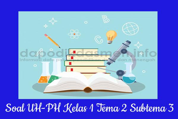 Soal UH PH Kelas 1 Tema 2 Subtema 3 Kurikulum 2013, Soal PH / UH Kelas 1 Tema 2 Subtema 3 Kurikulum 2013 Revisi Terbaru, Soal Tematik Kelas 1 Tema 2 K13 Subtema 3, Soal Ulangan Harian ( UH ) Kelas 1 Semester 1, Soal Penilaian Harian ( PH ) Kelas 1 Tema 2 Subtema 3