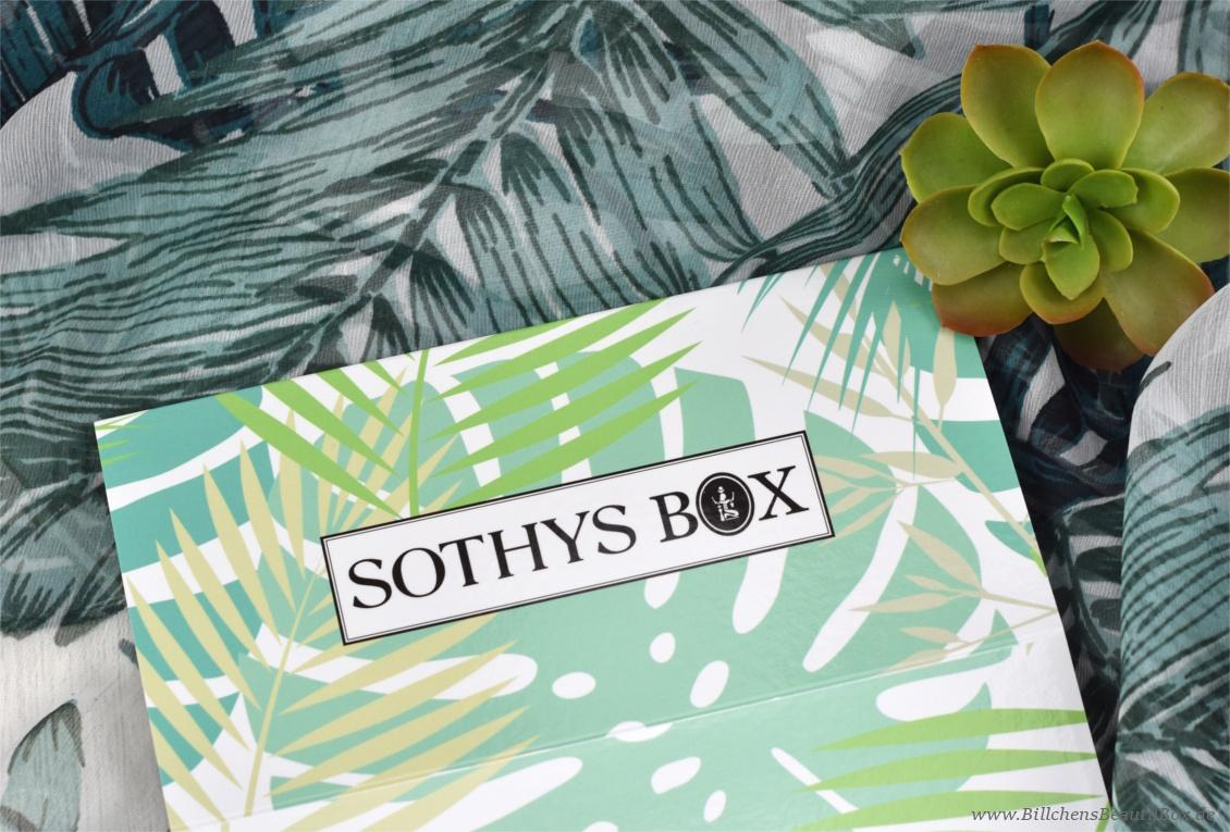 Sothys Box Sommer Edition - Unboxing und Inhalt