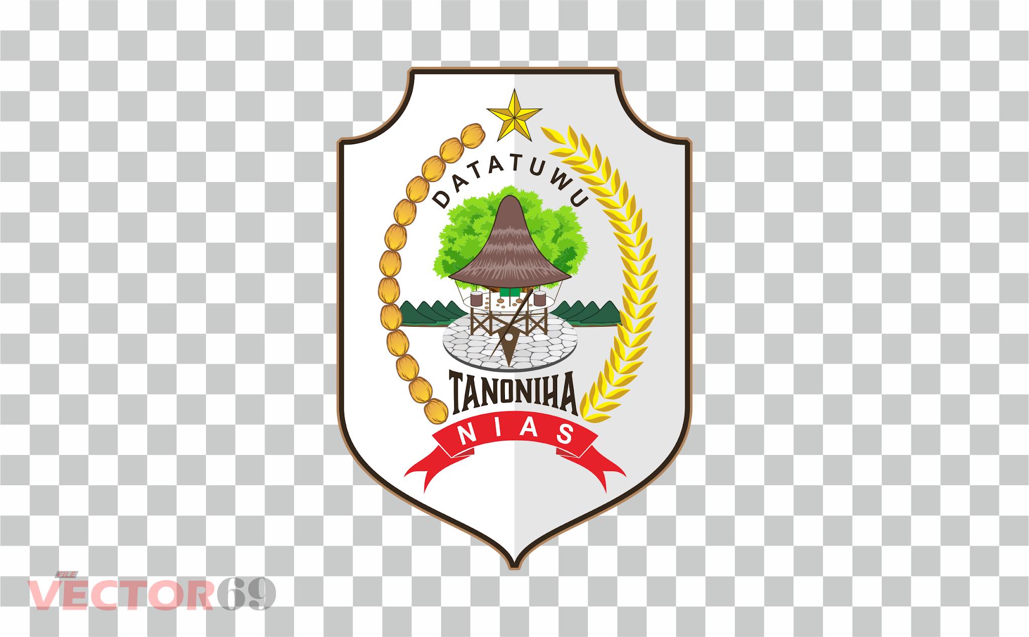 Kabupaten Nias Logo - Download Vector File PNG (Portable Network Graphics)