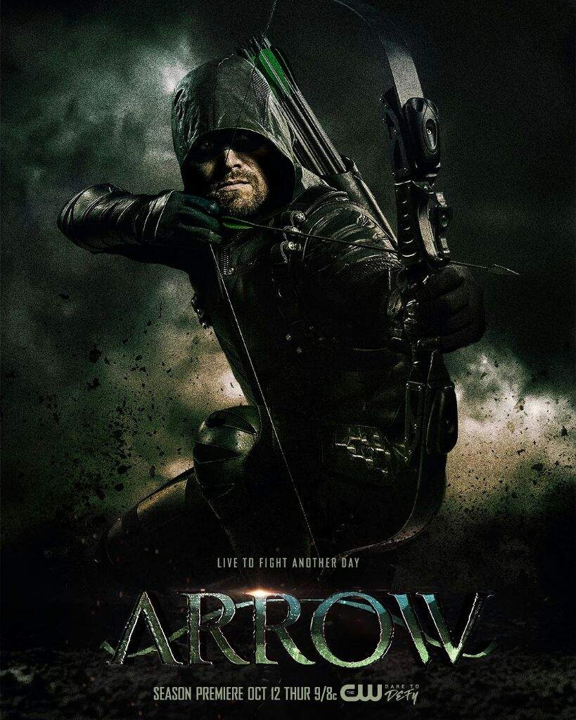 Arrow Temporada 6 Latino 720p