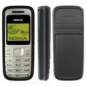 Spesifikasi Handphone Nokia 1200