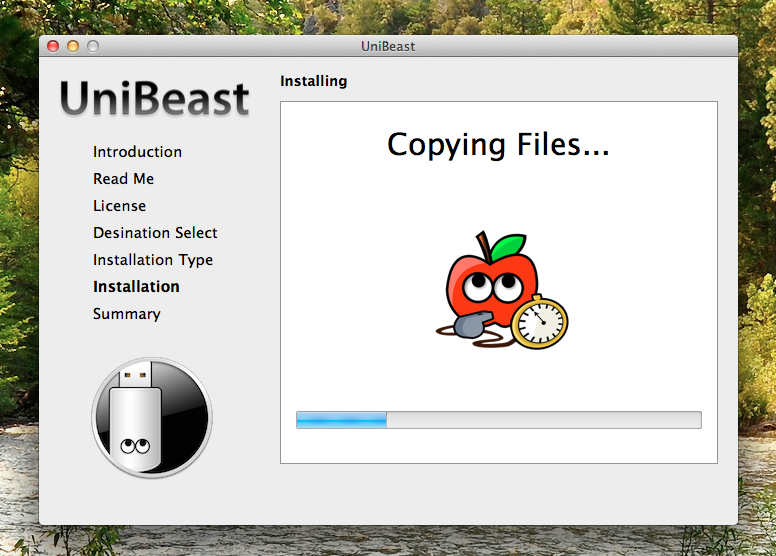 How to install OS X Yosemite on your PC with Unibeast