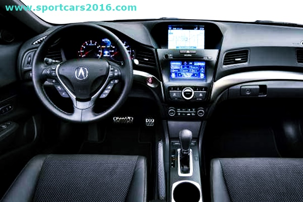 2017 Acura Ilx Hybrid Review Mpg Specs Price