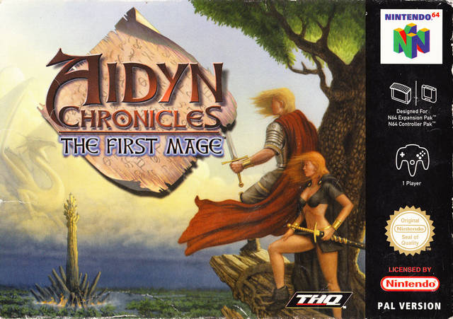 Aidyn Chronicles  The First Mage