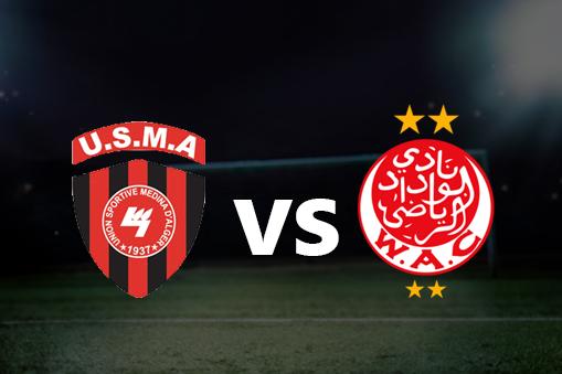 مشاهدة مباراة الوداد و اتحاد الجزائر 24-1-2020 بث مباشر في دوري ابطال افريقيا