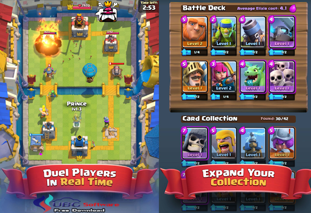 Clash Royale APK v1.2.0 Game 2016