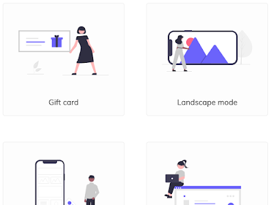 Provide Visual Feedback Using Illustrative Symbols
