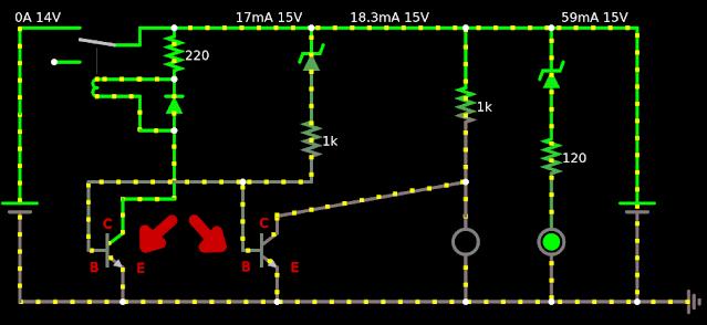 transistores de junção bipolar npn