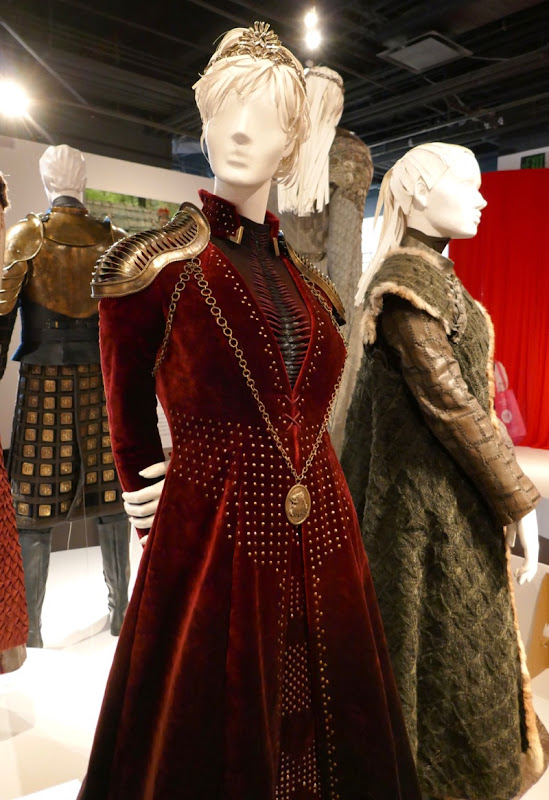 Game of Thrones final season Cersei Lannister costume