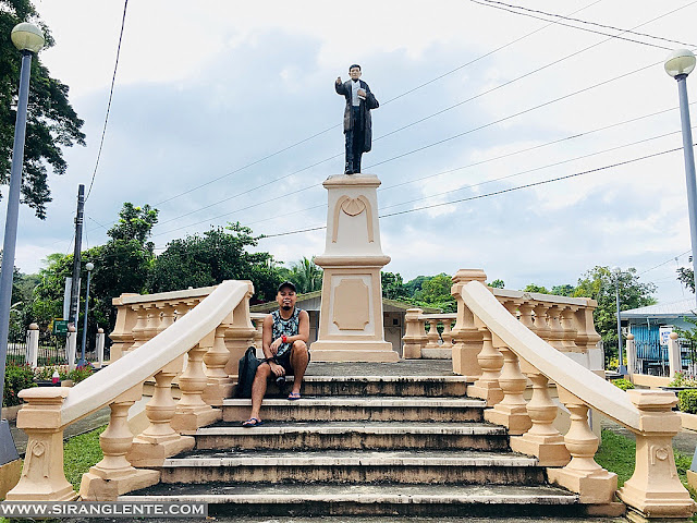 The Smallest Plaza Guimaras