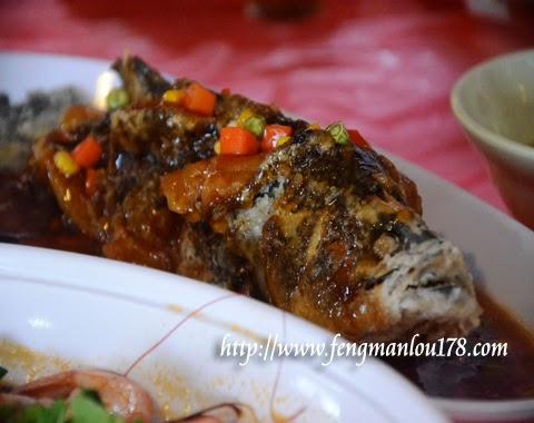 台湾红烧鱼