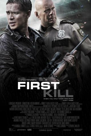 First Kill [2017] [DVDR] [NTSC] [Latinoo]