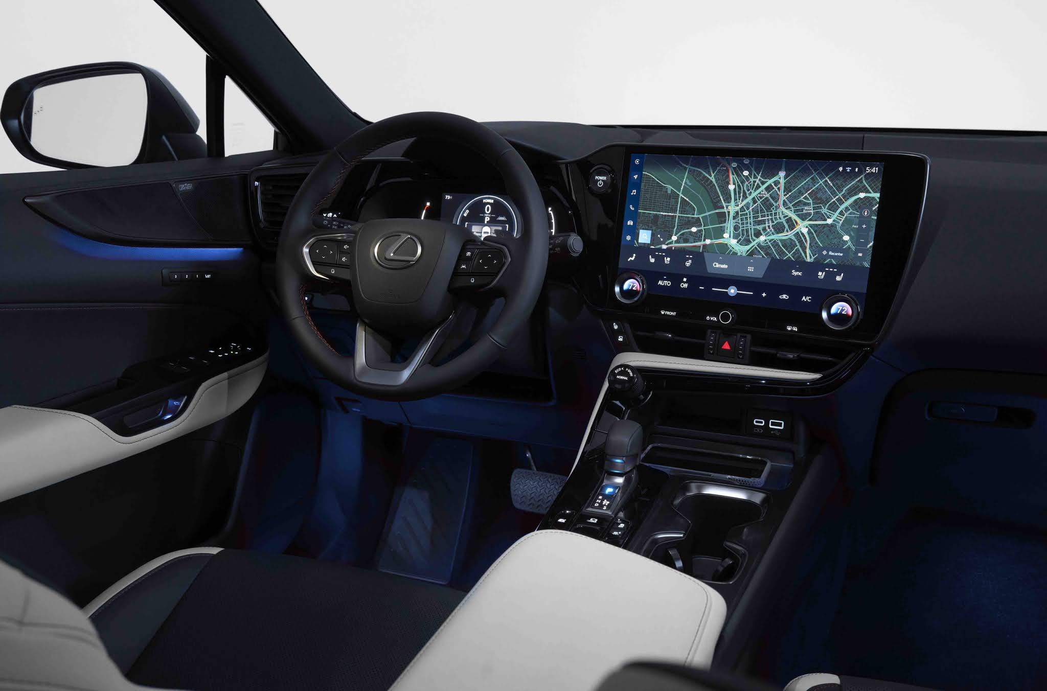 The All-New 2022 Lexus NX: Designed, Engineered with the Future of Luxury in Mind