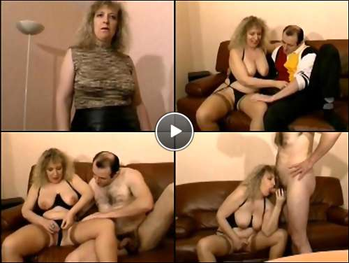 Hot moms having sex on video