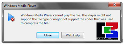 cara memainkan video avi di windows media player