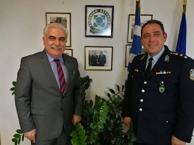 Θεσπρωτός ο νέος Αστυνομικός Διευθυντής Φθιώτιδας