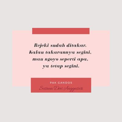 quote rezeki