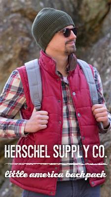 Gear of the Week #GOTW KW 13 | Herschel Supply Co. Little America Backpack | Stylischer Rucksack zum alltäglichen Gebrauch