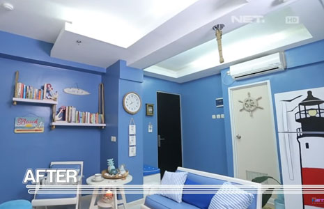 desain interior beach house