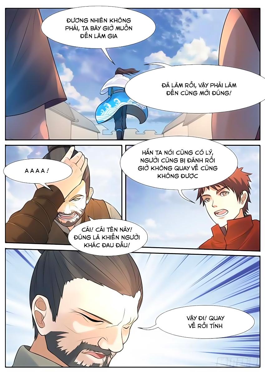 Ngự Thiên chap 13 - Trang 6