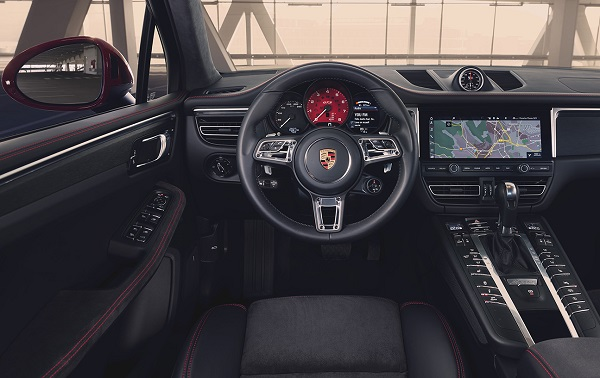 Interior Porsche Macan GTS
