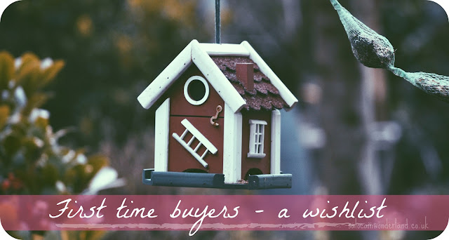 what first time buyers want