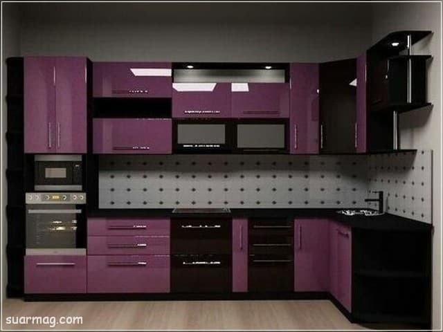 صور مطابخ - مطابخ الوميتال 2020 9   Kitchen photos - Alumetal kitchens 2020 9