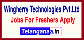 Wingherry Technologies Pvt.Ltd Recruitment 2017 Jobs For Freshers Apply
