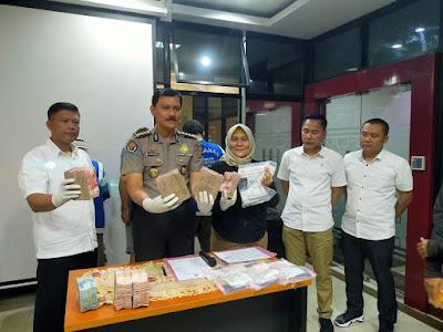 Polda Lampung Ungkap Kasus Korupsi Pengadaan Gedung Rawat Inap RSUD Pesawaran