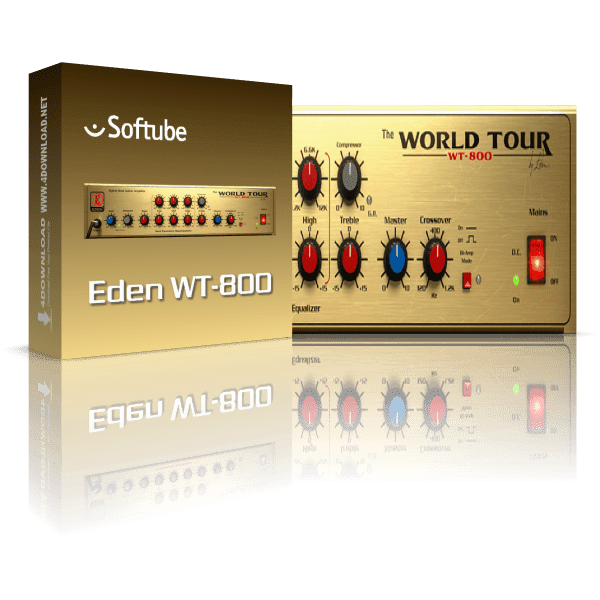 Softube Eden WT800 v2.5.9 Full version