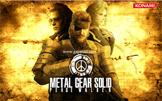 Download Metal Gear Solid Peace Walker ISO/CSO PPSSPP Android