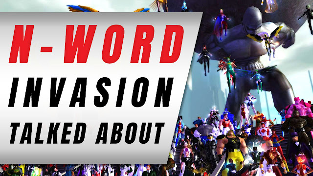 City of Heroes Community, Talks N-Word invasion of another City of Heroes Community! • Crazy Gaming News