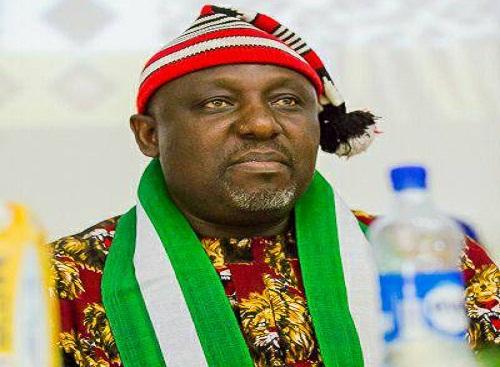Imo State Governor Rochas Okorocha