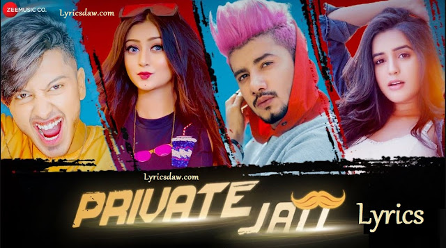 Private Jatt Lyrics Shruti Pathak