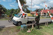 Dengan Adanya TNI Kodim 1310/Bitung Wilayah Kumersot Semakin Aman