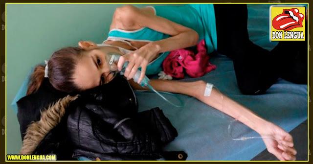 Enfermos de SIDA en Venezuela deben tratarse con hojas de plantas porque no hay medicinas