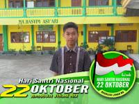 Selamat Hari Santri Nasional (22 Oktober 2016)