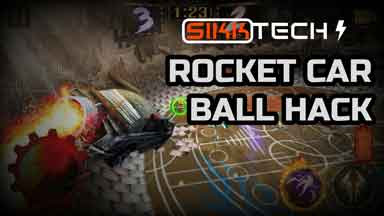 rocket car ball hack script download