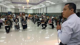 150 Orang Berebut 12 Formasi Dosen Tetap Non PNS