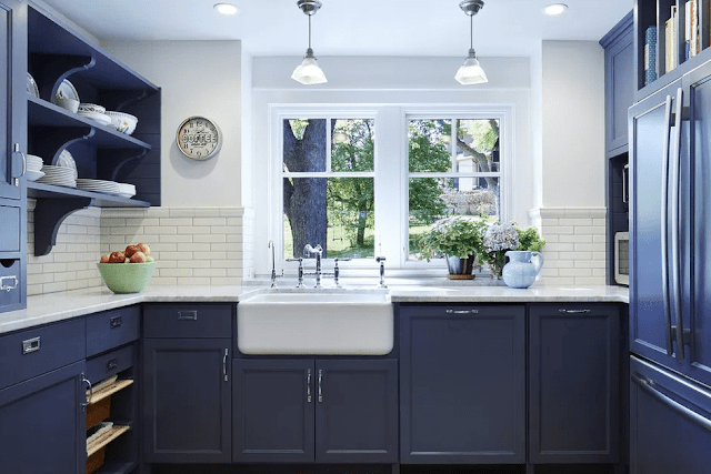Classic Kitchen Paint Colors Schemes to Consider