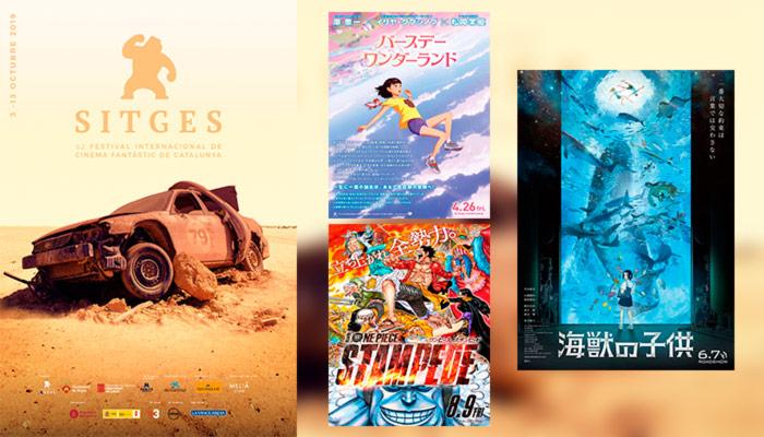 Avance de la programación japonesa del 52º festival de Sitges: Anime