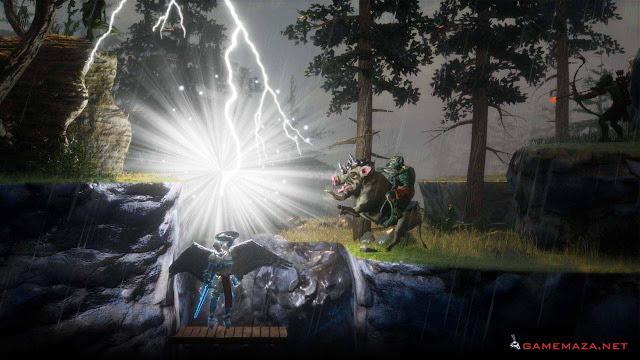 SolSeraph Gameplay Screenshot 2