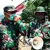 Berbagai Upaya Maksimal Ditempuh TNI Melawan Corona, Bahkan Dandim Turun langsung Blusukan Kampung