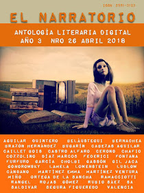EL NARRATORIO - ANTOLOGÍA LITERARIA DIGITAL N° 26