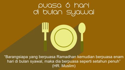 Puasa Setelah Bulan Ramadhan Berlalu, Inilah Petunjuk Dan Tuntunannya