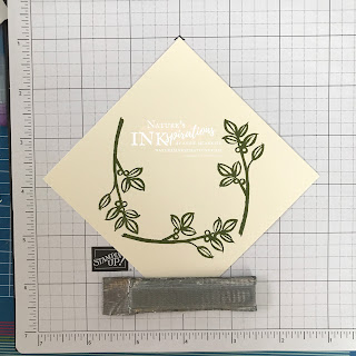By Angie McKenzie for the Third Thursdays Blog Hop; Click READ or VISIT to go to my blog for details! Featuring the Dove of Hope stamp sets from Stampin' Up! for creating quick Christmas cards; #olivebranch #naturesinkspirations #seasonalcards #nature #doveofhopestampset #brightlygleamingdsp #dspboxes #coloringwithblends #christmas #christmascards  #stampinup #veryvanilla #makingotherssmileonecreationatatime