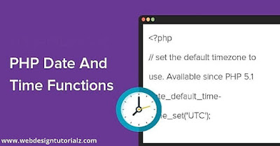 PHP Date & Time Functions